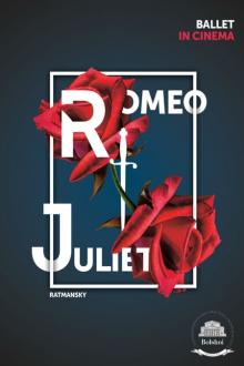 Affiche. Kinepolis. Ballet Live 2018. Romeo and Juliet. 2018-01-21