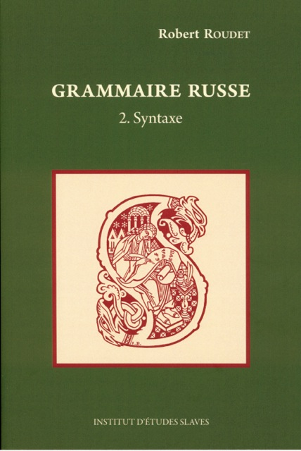 Sur la grammaire russe et